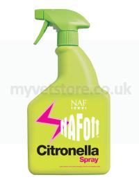 NAF-Off Citronella Spray
